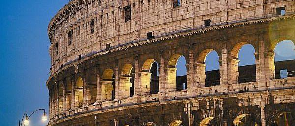 Colossium in Rome